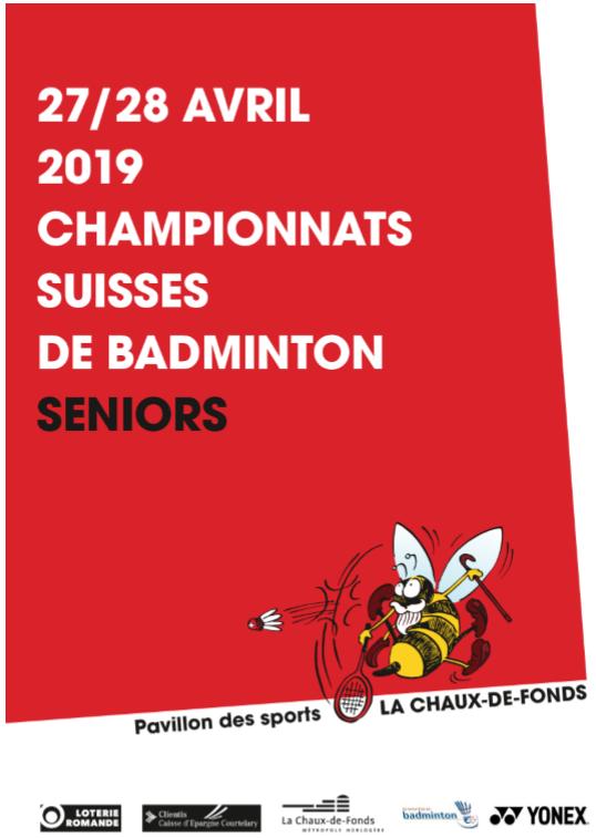 Badminton Club La Chaux-de-Fonds - Accueil